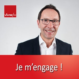 Logo de l'émission Je m'engage