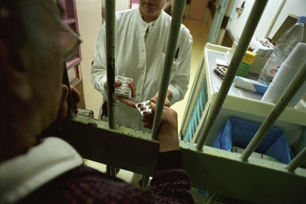 Distribution de médicaments à la prison de Montmedy (55)