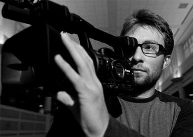 Alex Plank, l'un des deux réalisateurs et fondateur de Wrongplanet.net