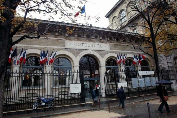 L 39 H Tel Dieu Paris Converti En H Pital De Sant Publique