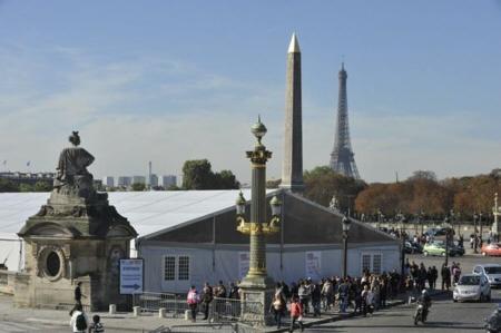 Paris pour l 39 emploi et son espace handicap place de la for Salon de l emploi place de la concorde