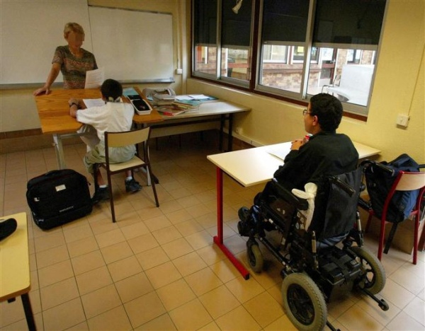 Salon europ en de l 39 education des r ponses pour les for Salon du handicap