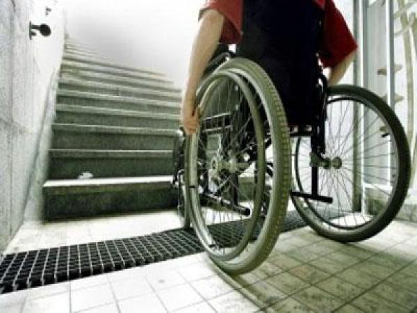 Appartements d'adolescent candides handicapés