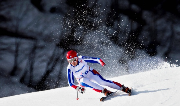 On comptera beaucoup sur Marie Bochet pendant la semaine savoyarde de la coupe du monde de ski. Photo France paralympique