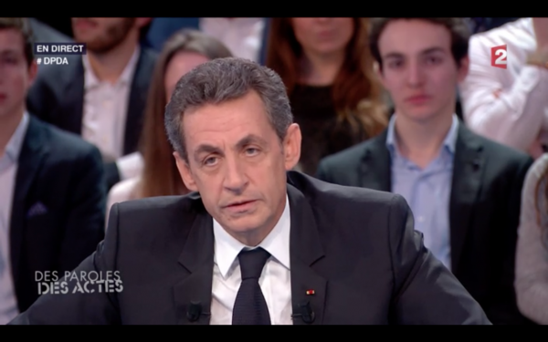 Les normes sur l'accessibilité ruinent les communes. Nicolas Sarkozy sur France 2
