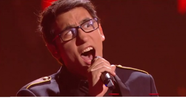 chanteur aveugle connu