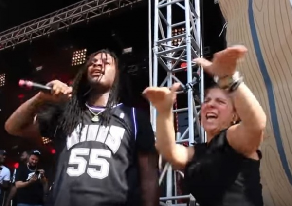 Waka Flocka et Holly Maniatty